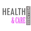 health wellness and care company profile logo los angeles ca best logo design