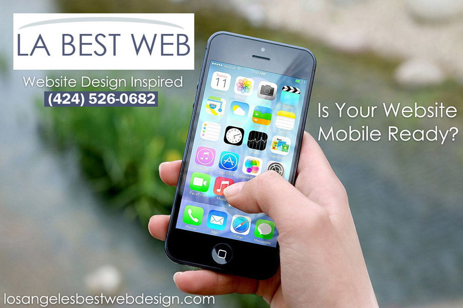 Mobile Friendly Best Web Design In Los Angeles Technology Services In La